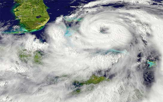 旅行保险 - 飓风保障